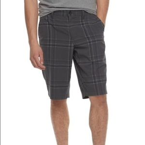 Men's Size 36 Urban Pipeline Plaid Shorts